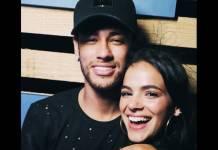 Bruna Marquezine e Neymar (Instagram/Foto: Raul Aragão)