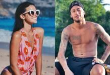 Bruna Marquezine e Neymar (Instagram/Foto:Raul Aragão)
