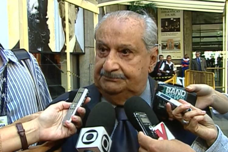 Temer lamenta morte do jornalista Carlos Heitor Cony