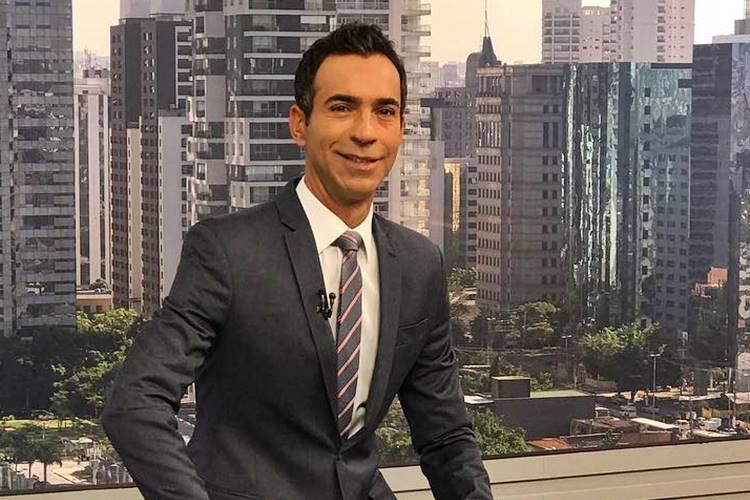 César Tralli entra para rodízio do Jornal Nacional - Bastidores