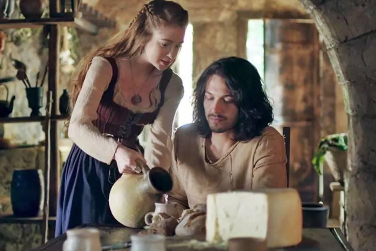 Deus Salve o Rei: Amália descobre que Afonso mentiu - Novelas