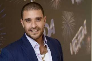 Diogo Nogueira (TV Globo/Bob Paulino)