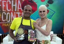 Fernanda vence o Fecha Conta - Ana Maria (Globo/Raphael Dias)