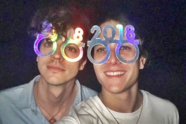 Fernando Grostein e Fernando Siqueira/Instagram