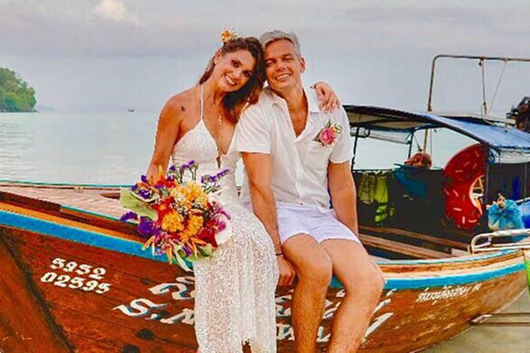 Flavia Alessandra e Otaviano Costa/Instagram