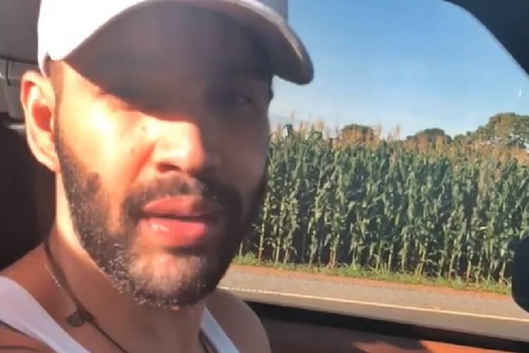 Cantor Gusttavo Lima publica vídeo