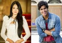 Isabelle Drumonnd e Fabio Scalon (João Miguel Júnior/Tata Barreto/TV Globo)