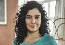 Leticia Sabatella (Globo/Renato Rocha Miranda)