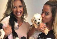 Luisa Mell e Anitta/Instagram