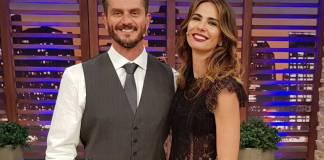 Marcos Harter e Luciana Gimenez (Divulgação/RedeTV)