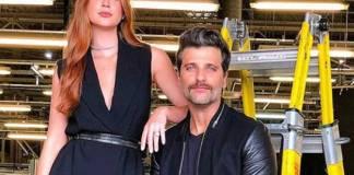 Marina Ruy Barbosa e Bruno Gagliasso/Instagram
