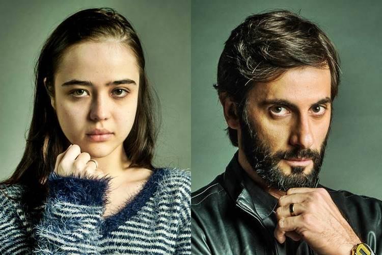 O Outro Lado do Paraíso - Laura e Vinicius (Globo/Raquel Cunha)