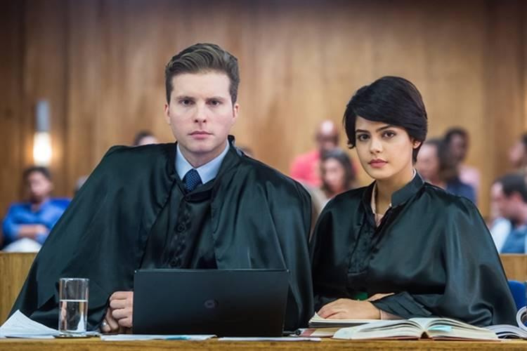 O Outro Lado do Paraiso - Patrick e Adriana (Globo/ Raquel Cunha)