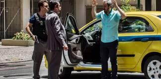 Pega Pega - Aníbal preso (Reprodução/TV Globo)