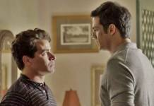 Pega Pega - Julio e Eric (Reprodução/TV Globo)
