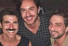 Reynaldo Gianecchini - Ricardo Tozzi/Instagram