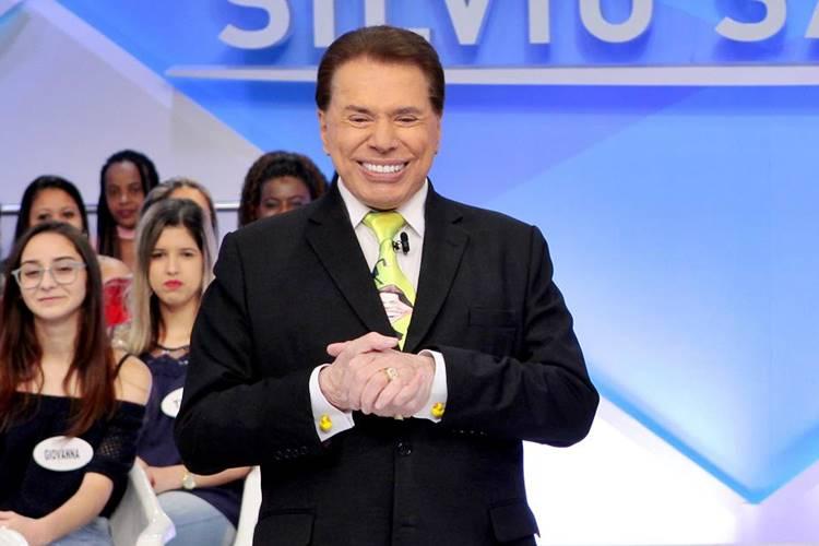 Silvio Santos (Lourival Ribeiro/SBT)Silvio Santos (Lourival Ribeiro/SBT)