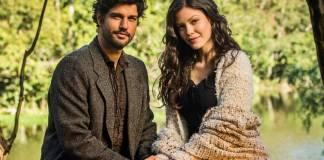 Tempo de Amar - Inácio e Maria Vitória (Globo/João Miguel Júnior)