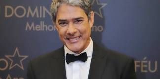 William Bonner (Globo/Paulo Belote)