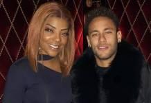 Ludmilla e Neymar-Reprodução/Instagram
