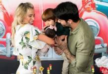 Adriana e Rodrigão com os filhos/Instagram