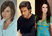 Amanhã é Para Sempre - elenco (Divulgação/Televisa)
