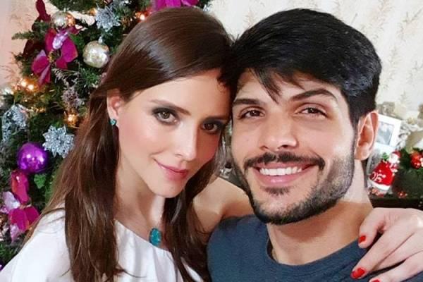 Ana Lucia e Lucas/Instagram