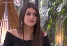 Ana Paula do BBB18 (Reprodução/TV Globo)