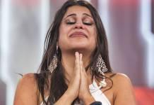 Ana Paula eliminada do BBB18 (Globo/Paulo Belote)