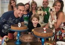 Aniversário do filho de Luisa Mell/Instagram