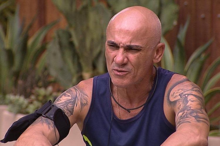 BBB18 - Ayrton - Reprodução/TV Globo