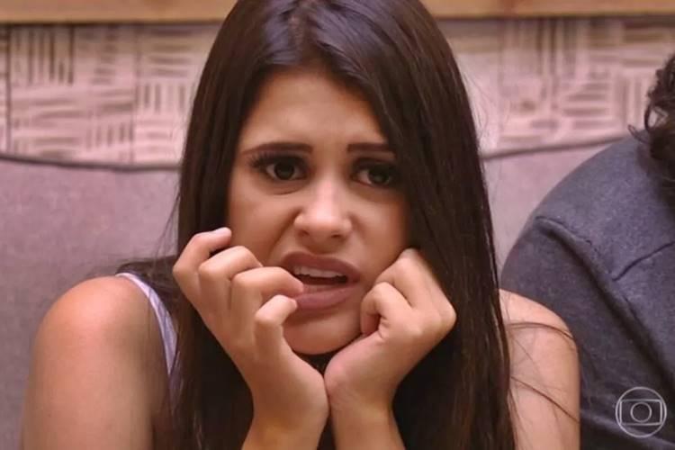 BBB18 - Ana Paula eliminada (Reprodução/TV Globo)