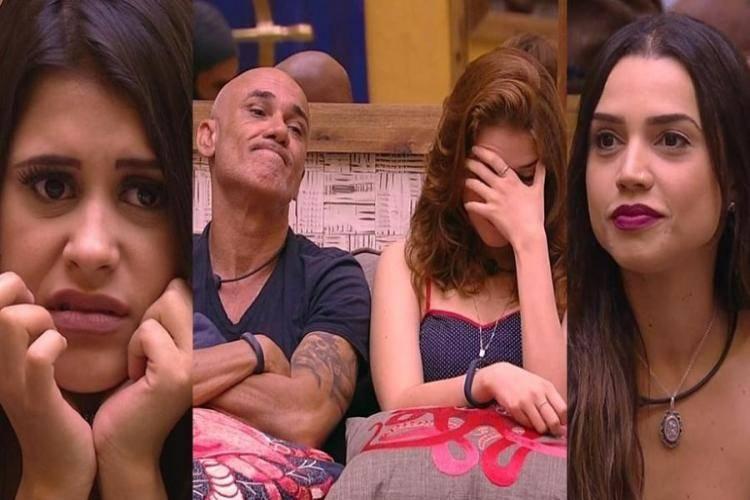 BBB18 - Ana Paula - Família Lima - Paula (Reprodução/TV Globo)