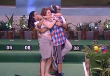 BBB18 - Ayrton vence a prova do líder (Reprodução/TV Globo)