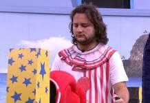 BBB18 - Diego é o novo Anjo (Reprodução/TV Globo)