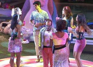 BBB18 - Festa Lollipop (Reprodução/TV Globo)