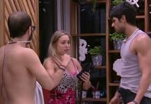 BBB18 - Jéssica chora (Reprodução/TV Globo)BBB18 - Jéssica chora (Reprodução/TV Globo)