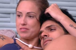 BBB18 - Jéssica e Lucas (Reprodução/TV Globo)