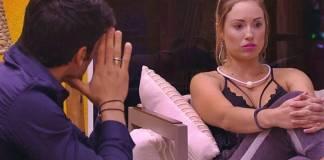 BBB18 - Lucas e Jéssica (Reprodução/TV Globo)