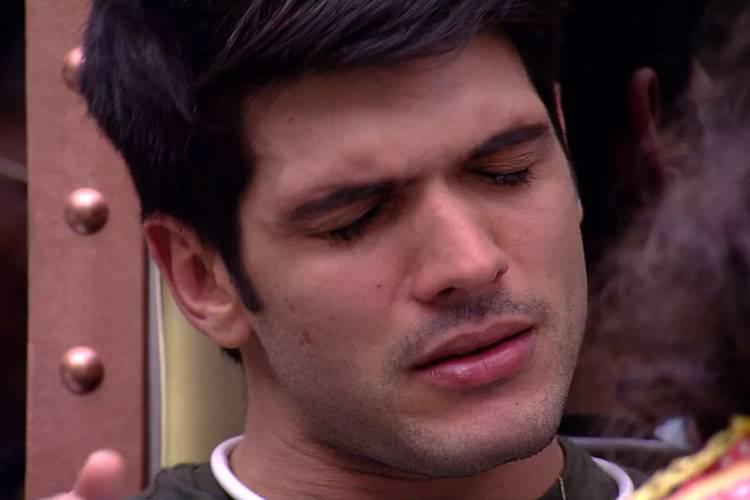BBB18 - Lucas (Reprodução/TV Globo)