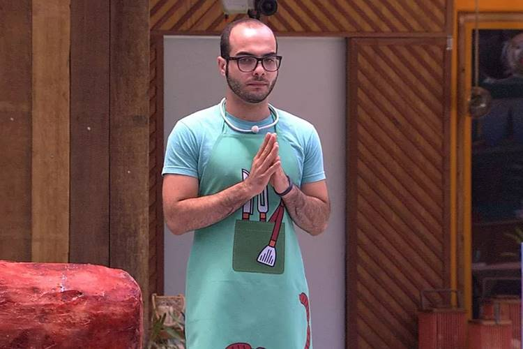 BBB18: Mahmoud vence Prova do Anjo e escolhe dois brothers para o Monstro