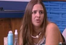 BBB18 - Patricia (Reprodução/TV Globo)
