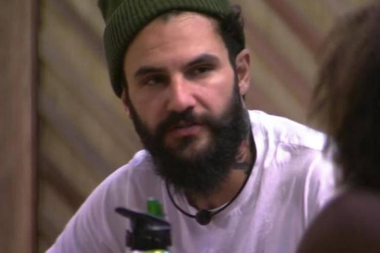 BBB18 - Wagner (Reprodução/TV Globo)BBB18 - Wagner (Reprodução/TV Globo)