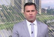 Rodrigo Bocardi - Reprodução/TV Globo