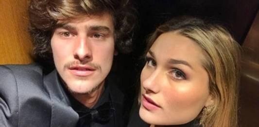 Bruno Montaleone e Sasha/Instagram