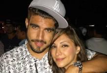 Caio Castro e a namorada - Reprodução/Instagram