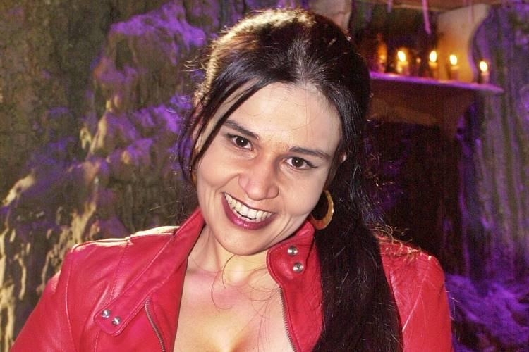 Claudia Rodrigues volta a ser internada para tratar esclerose múltipla