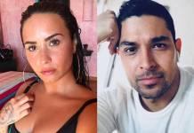 Demi Lovato e Wilmer Valderrama/Instagram