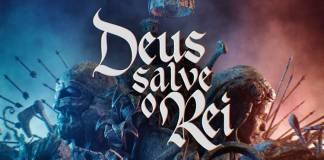 Deus Salve o Rei - Logo (Reprodução/TV Globo)