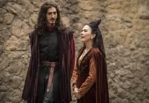 Deus Salve o Rei - Lucrécia e Rodolfo (Globo/João Cotta)